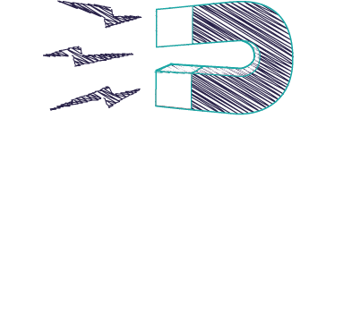 Content magneet png